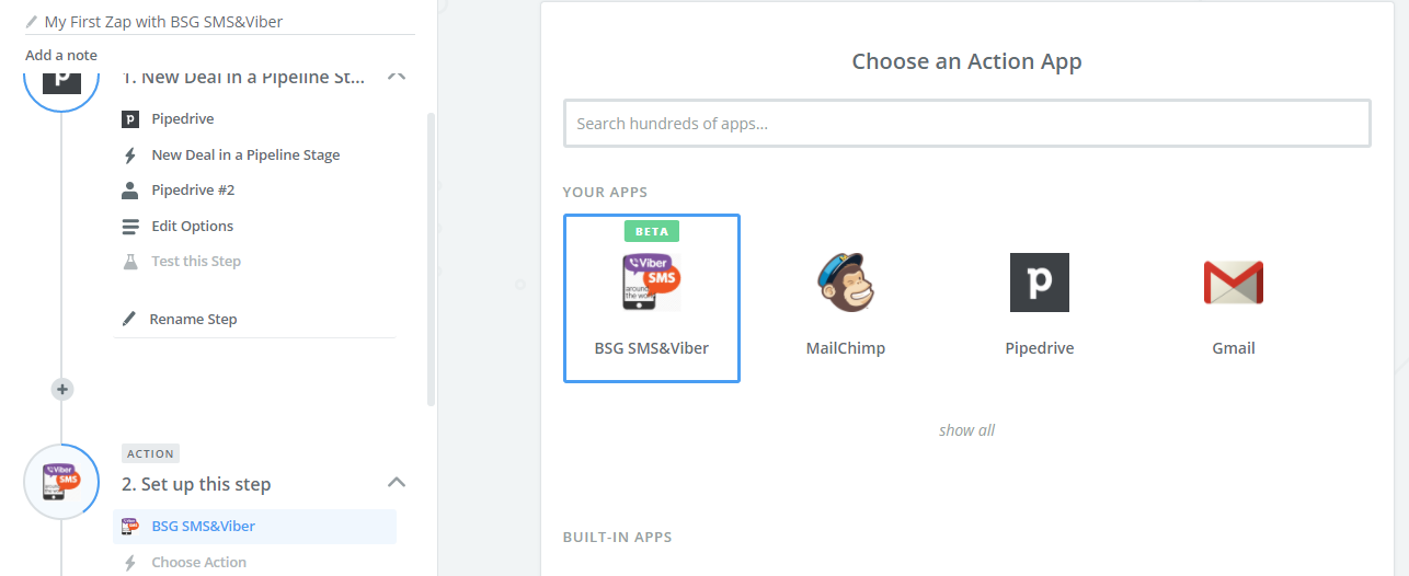 PipeDrive and Zapier Integration Guide